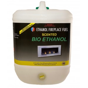 Scented Bio Ethanol Fuel - 20 Litres